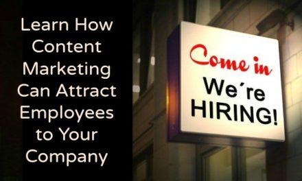 Struggling to Find Good Employees? Content Marketing Can Help!
