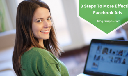 3 Steps To More Effective Facebook Ads