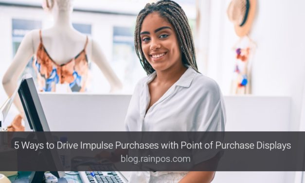 5 Ways to Drive Impulse Purchases with Point of Purchase Displays