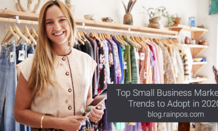 Top Small Business Marketing Trends to Adopt in 2020
